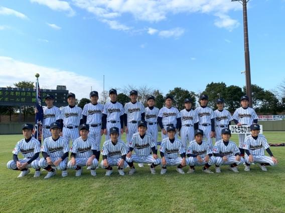 第3回日本少年野球茨城大会