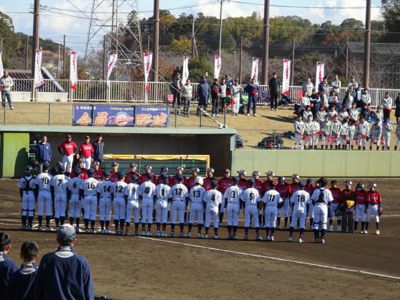 第7回日本少年野球茨城県支部1年生交流戦 2回戦